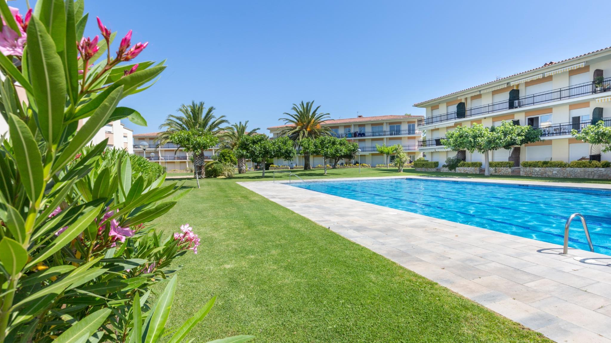 107975   Apartment In Palafrugell