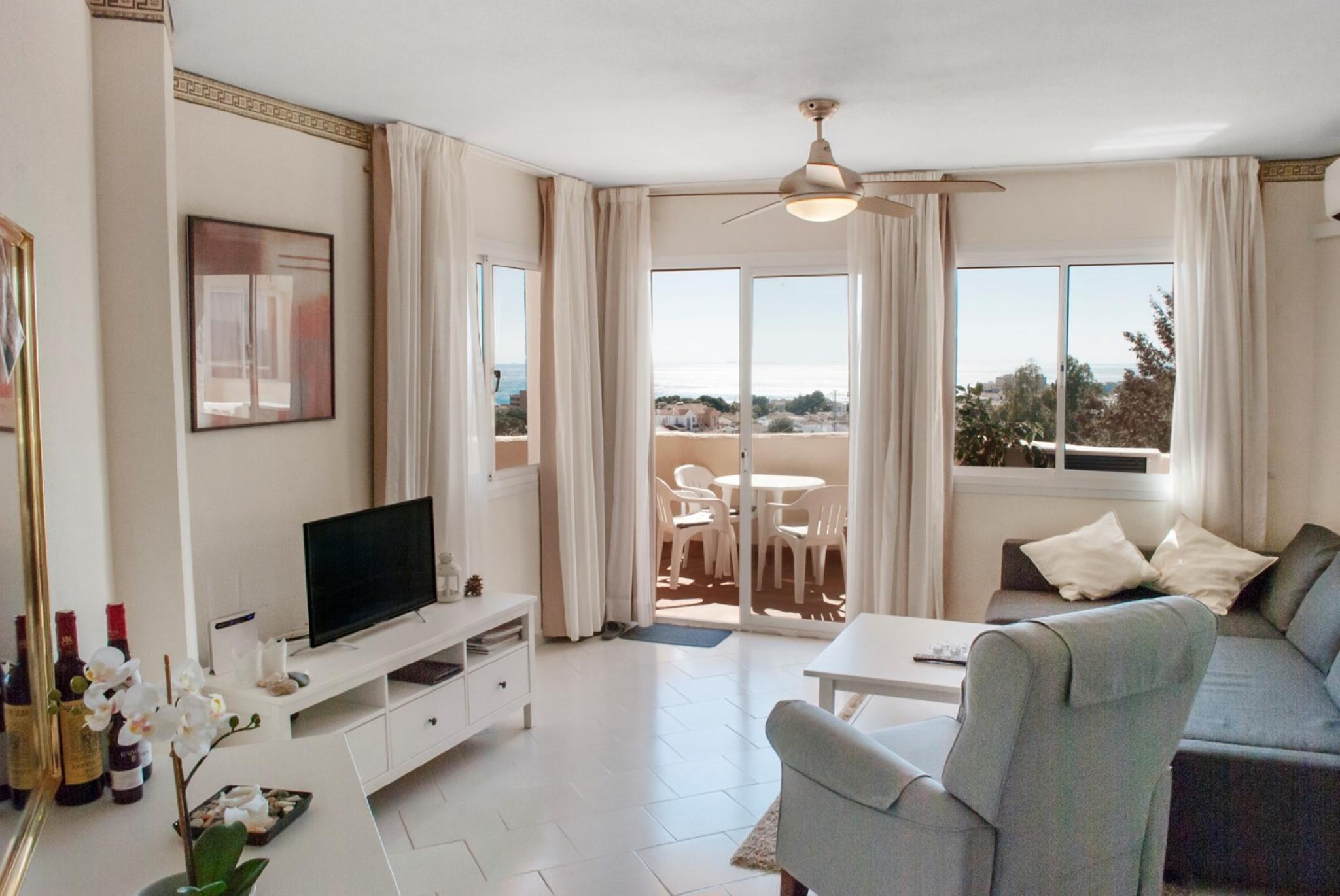 107349   Apartment In Mijas