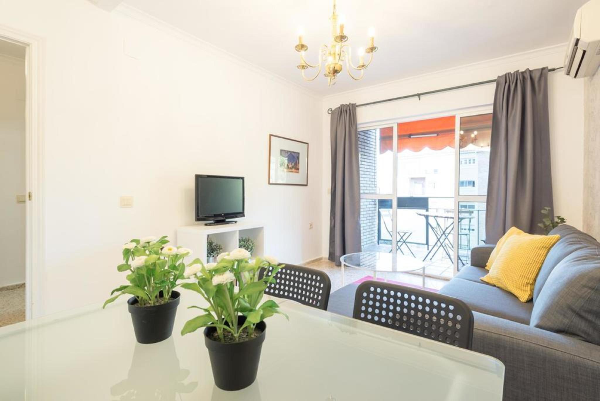 107356   Apartment In Malaga