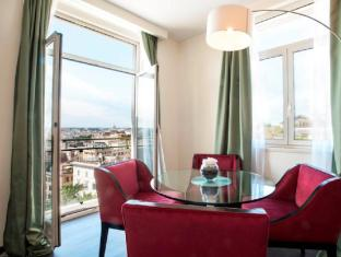 Hotel Bernini Bristol - Small Luxury Hotels of The World Rome - Interior