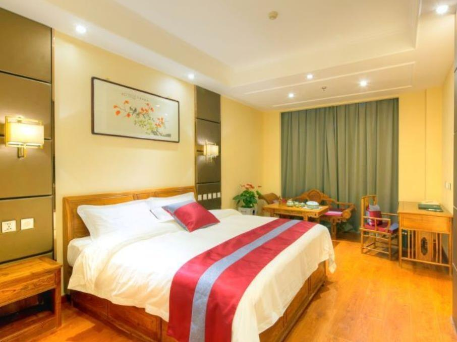 Tianjin Boutique Hotel In Spring