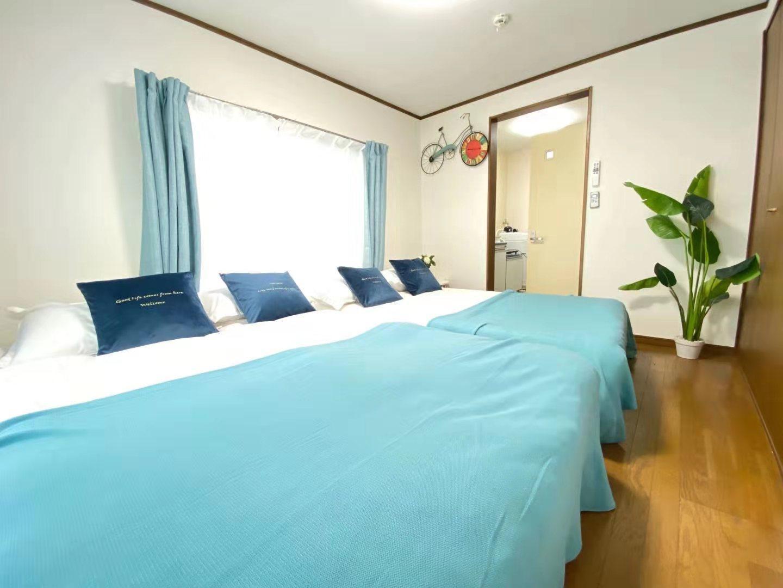 202 Shinjuku 2 Min By Train New Apartment 4ppl
