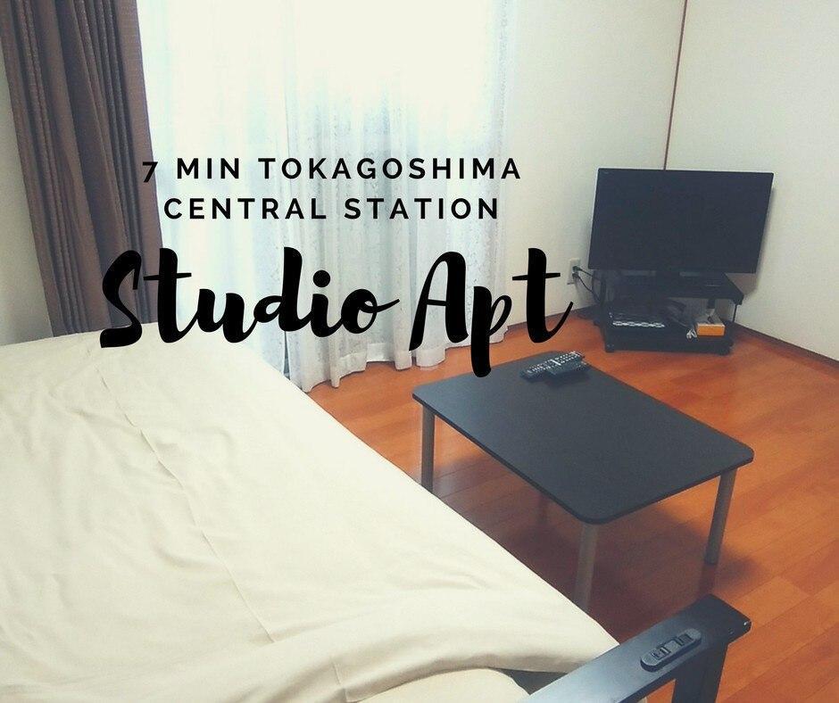 Studio Apartment In Take