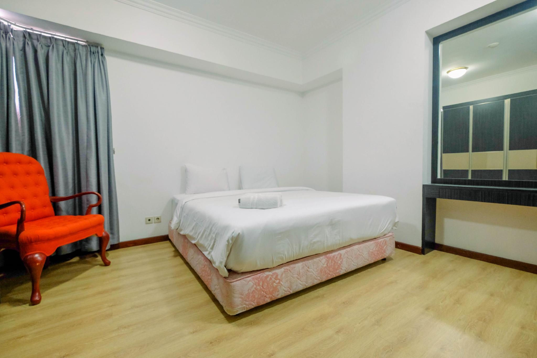 3BR At Sudirman Tower Condominium Apt By Travelio