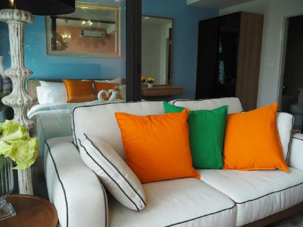 NEW LOWEST PRICE@THE DECK LUX CONDO, FREE AIRPORT Phuket