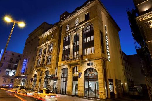 Fleming's Express Hotel Frankfurt - former IntercityHotel Frankfurt
