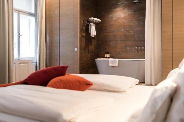 Hollmann beletage design boutique hotel vienna for Design hotel wien