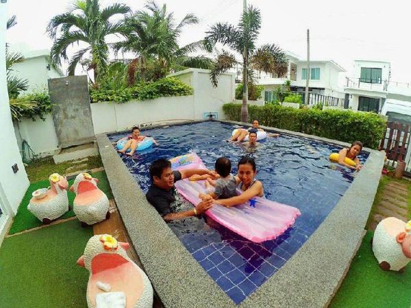 Baan Nong Nat Cha Pool Villa Hua Hin Hua Hin