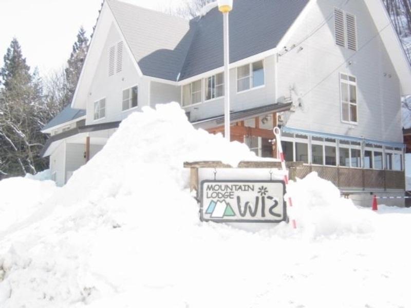 Mountain Lodge Wiz