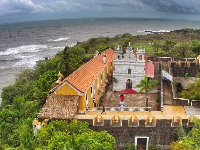 Fort Tiracol Heritage Hotel Reviews