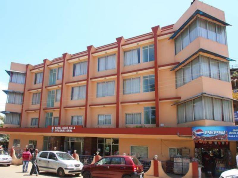 Hotel Blue Hills International Reviews