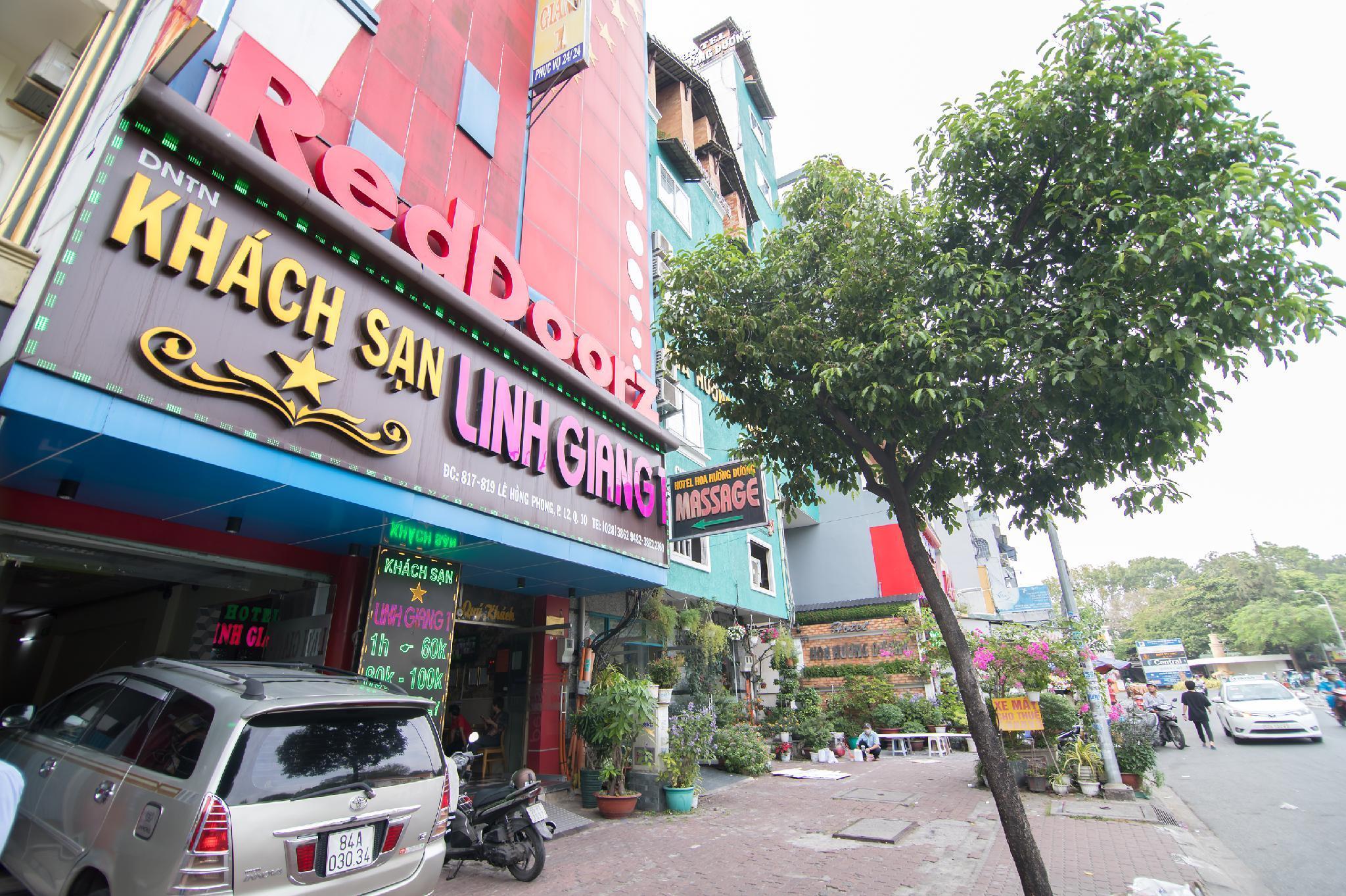 RedDoorz @ Le Hong Phong Street