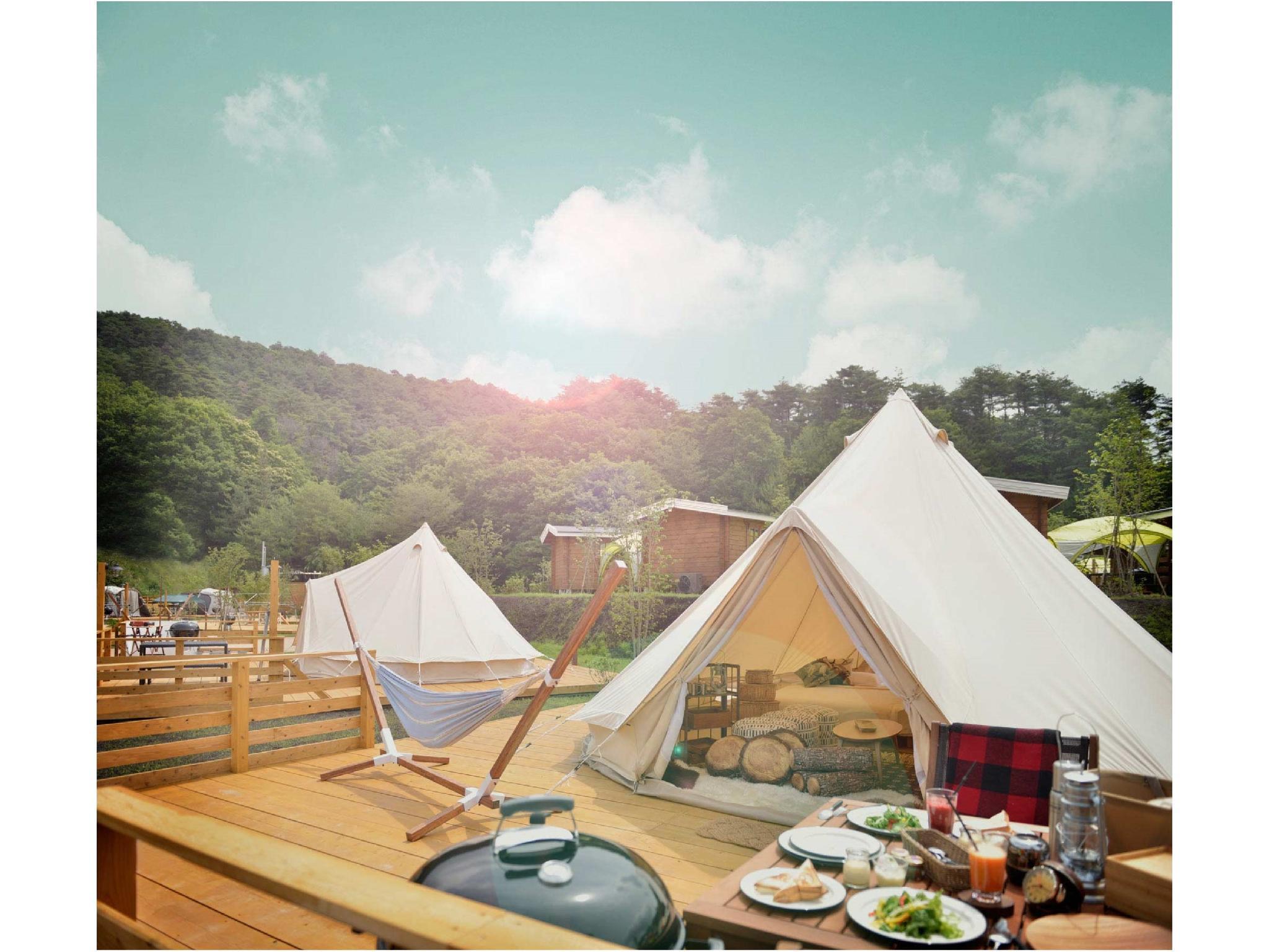 Grax Premium Camp Resort Kyoto Rurikei