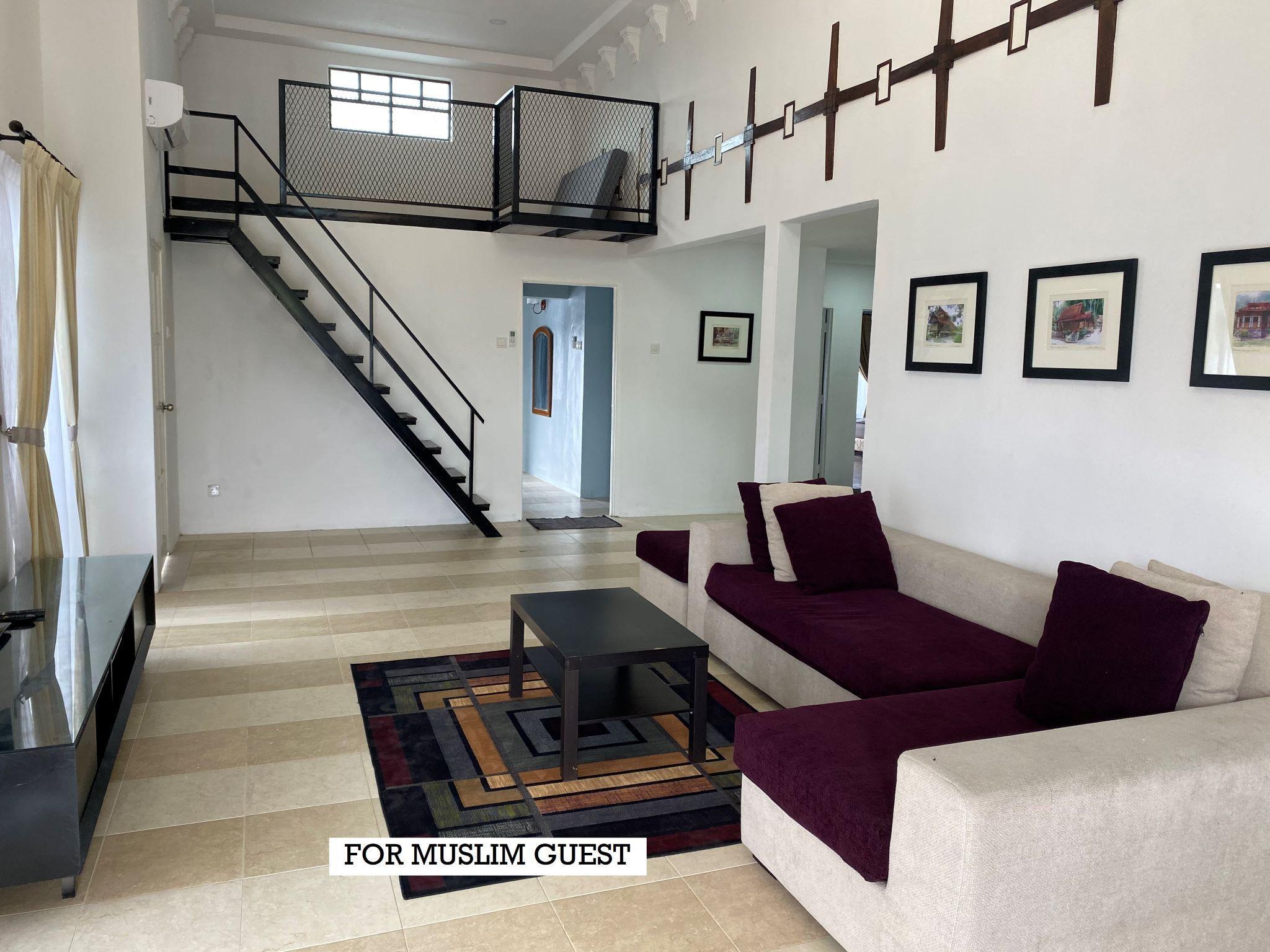 891  Villa Sebayu Muslim Afamosa Melaka (6R+1)
