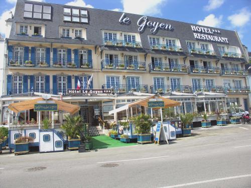 Hotel Le Goyen