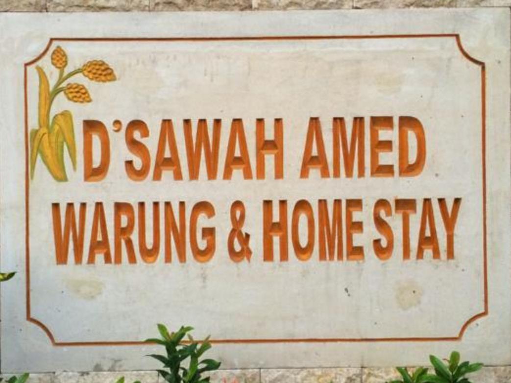 DSawah Amed Homestay And Warung