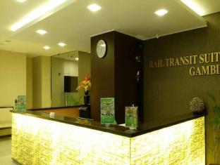 Hotel Rail Transit Suite Gambir