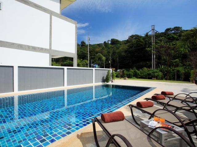 กะตะ ฮิลลล์ วิว วิลลา บาย กะตะ ซี วิว วิลลา – Kata Hill View Villas by Kata Sea View Villas