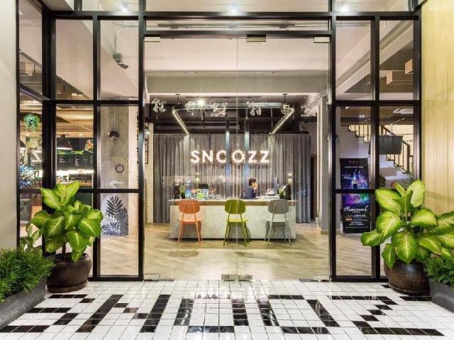 สนูซ โอเทล – Snoozz Hotel