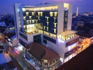 パサール バル スクエア ホテル バンドン DHM アソシエイツ (Pasar Baru Square Hotel Bandung DHM Associates)