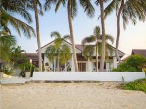 2 Bedroom Beach Front Villa Bangrak