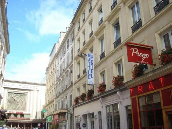 Hotel Mattle Paris