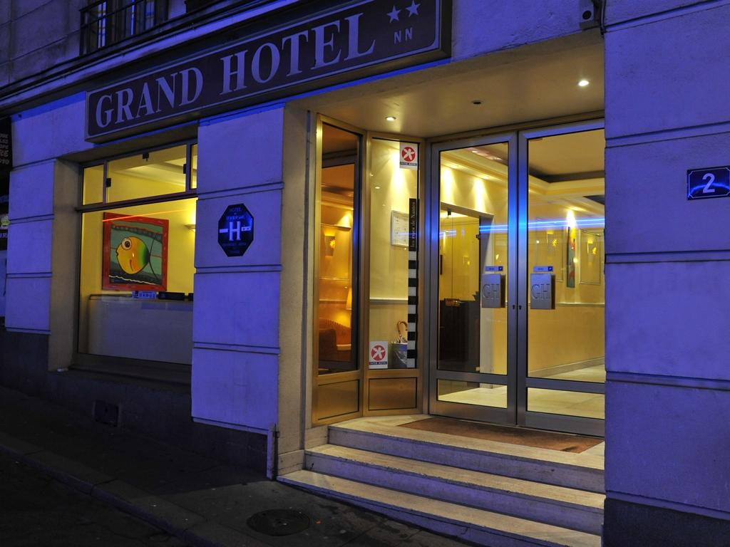 Nantes rouland in france europe for Hotel france nantes