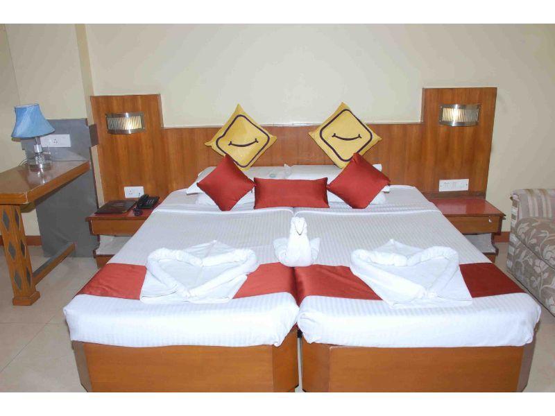 Vista Rooms @ Lashkar Mohalla