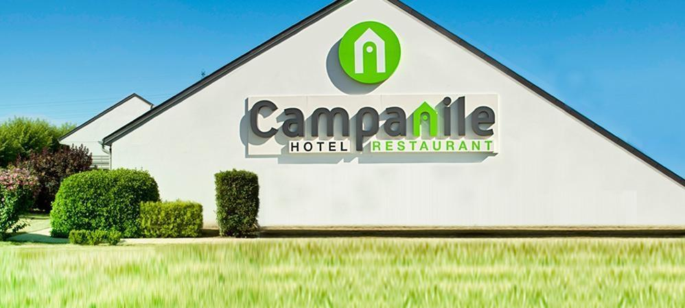 Hotel Campanile Cherbourg - La Glacerie