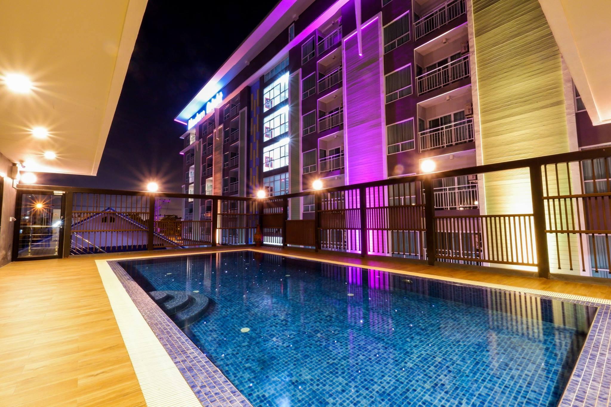 Modernbright Serviced Apartment Laemchabang