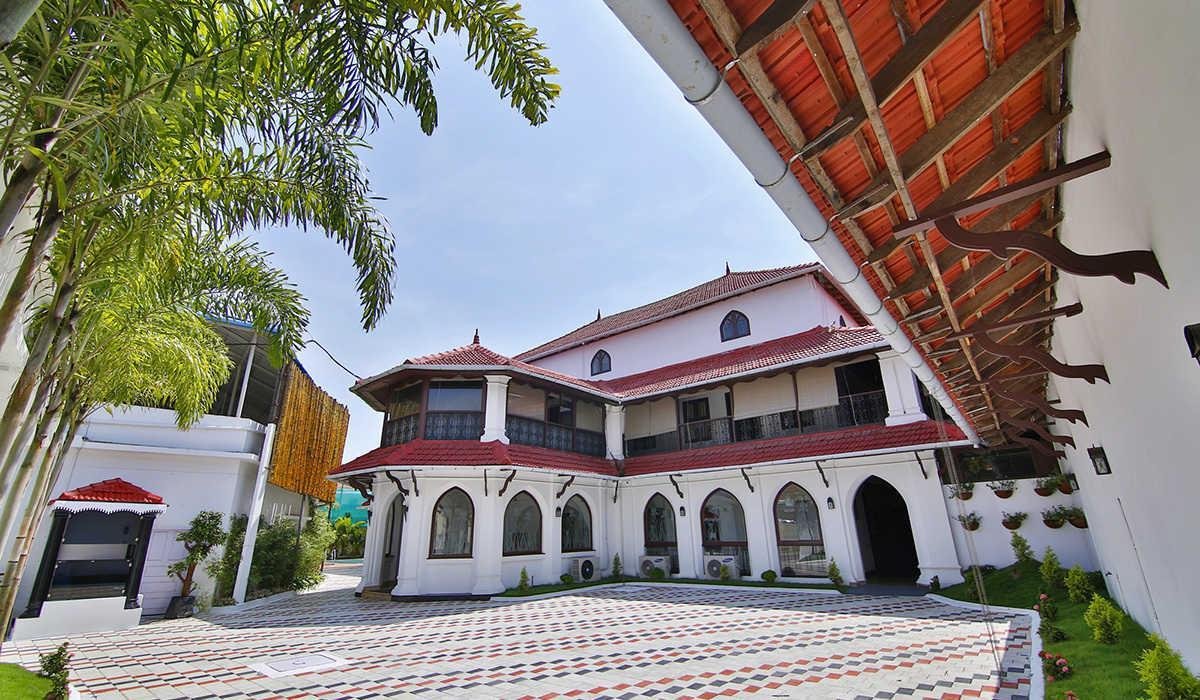 The Byke Spice Heritage Hotel
