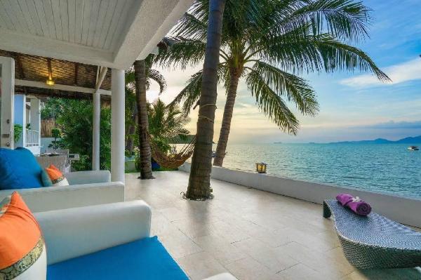 1 Bedroom Beach Front Villa Bangrak Koh Samui