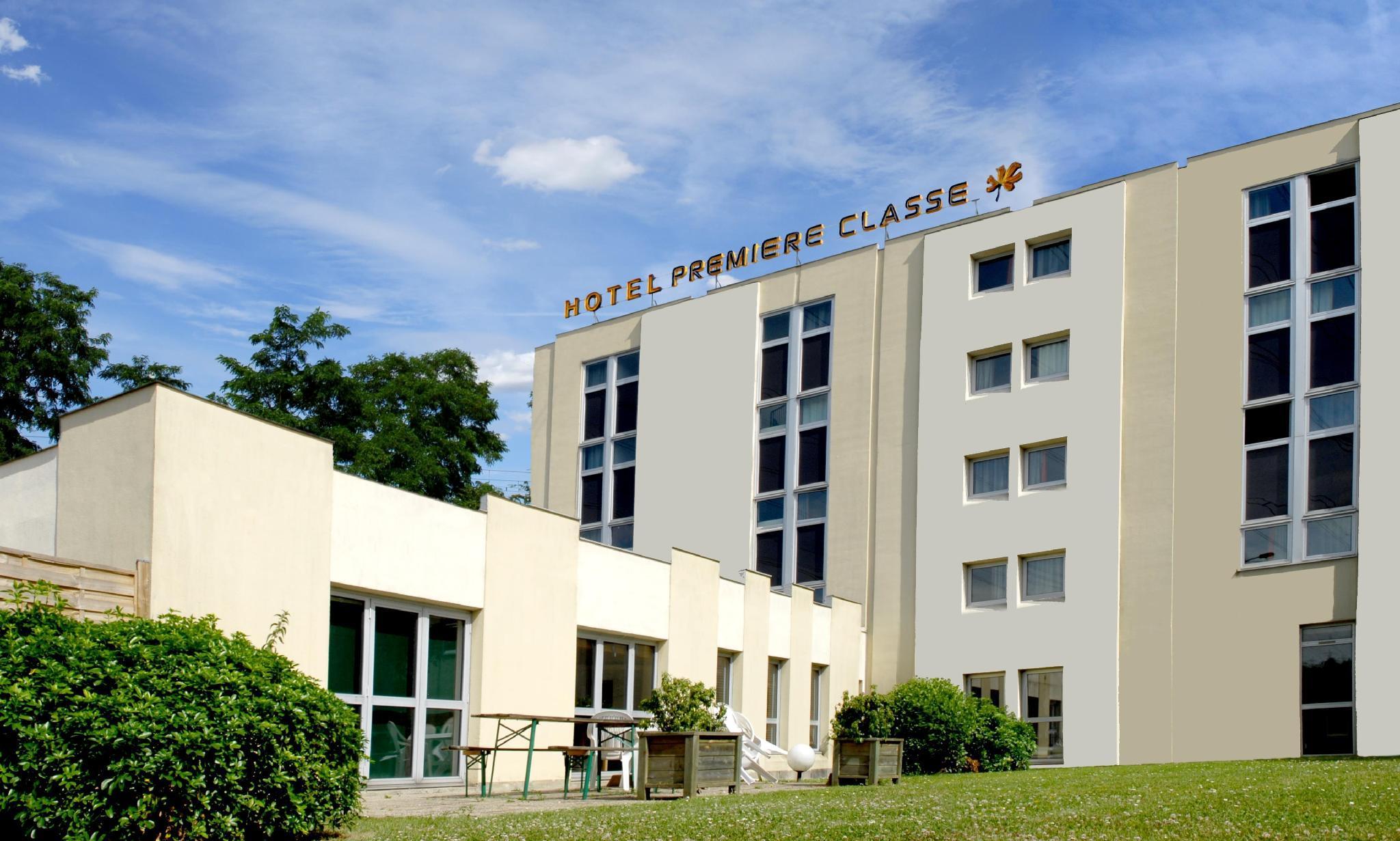 Hotel F1 Igny Massy TGV