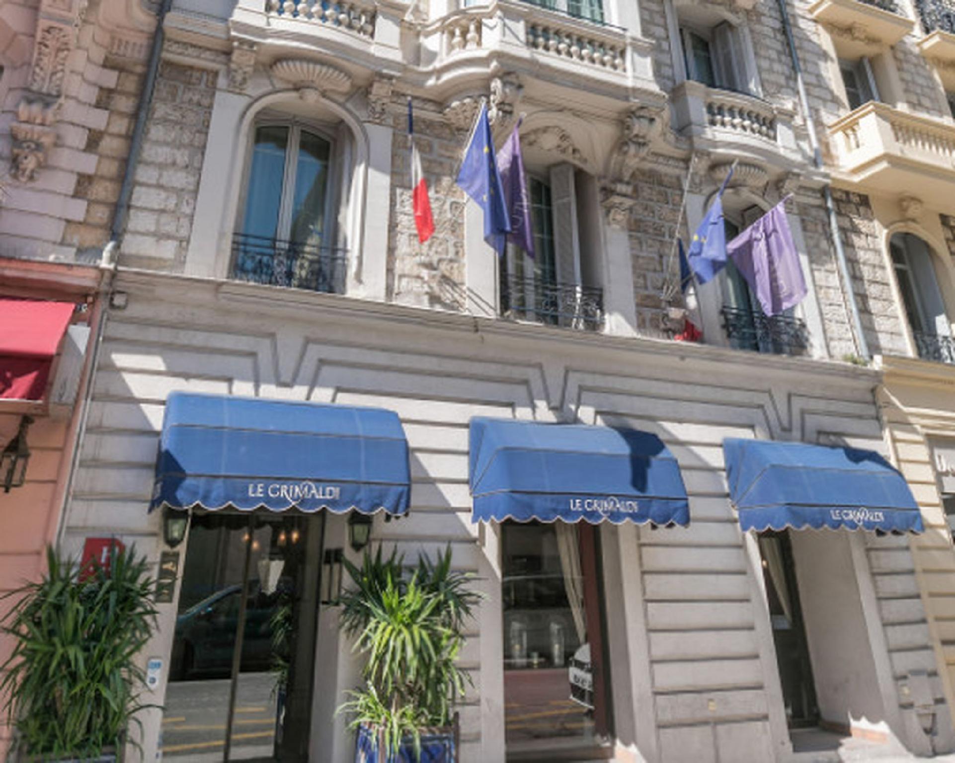 Hotel Grimaldi By HappyCulture