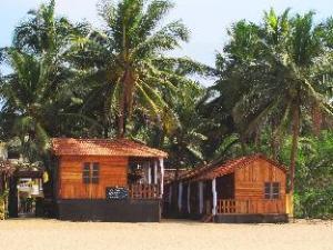 Galaxys Beach huts