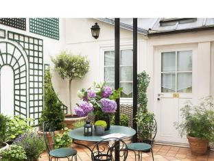 Castex Hotel Parijs - Balkon/Terras