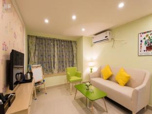 Tujia Sweetome Service Apartment Guangzhou Hanxi Changlong Branch