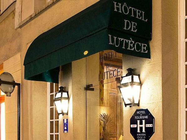 Hotel de Lutece Paris