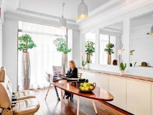 Hotel Monterosa - Astotel Paris - Lobby