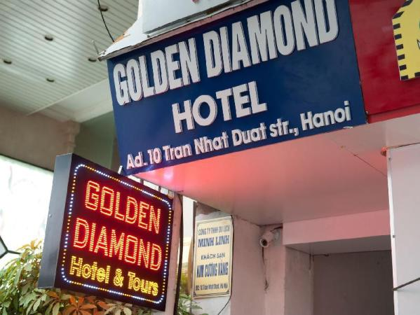 Golden Diamond Hotel Hanoi