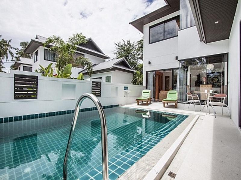 Banthai Villa 11   3 Beds