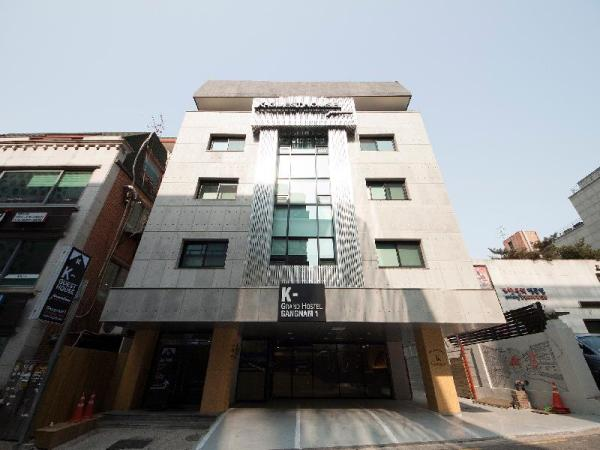 K-Grandhostel Gangnam1 Seoul