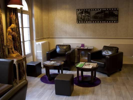 Hotel Celine   Hotel De La Gare