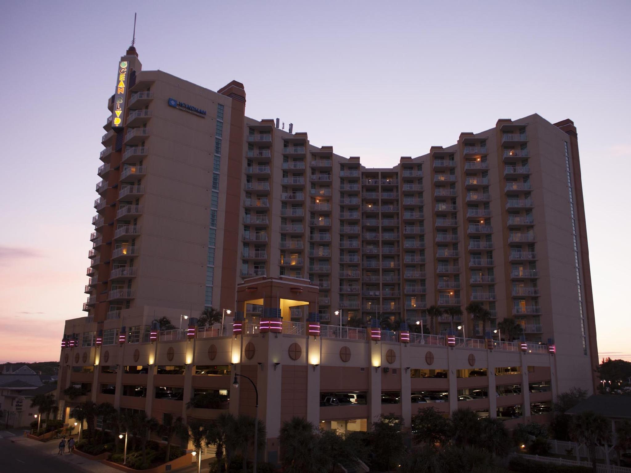 Ocean Boulevard Resort By ResortShare
