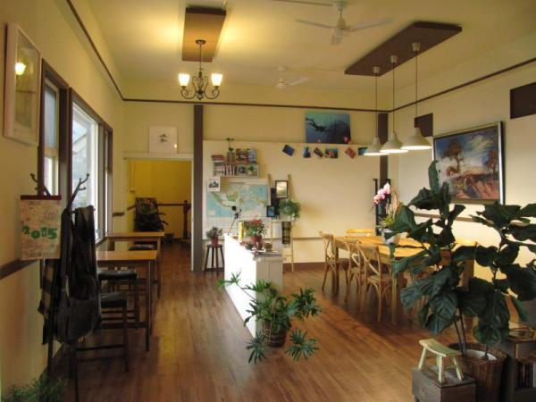 20000 Leagues Dive Hostel Taipei