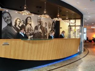 Inntel Hotels Amsterdam Centre Amsterdam - Reception