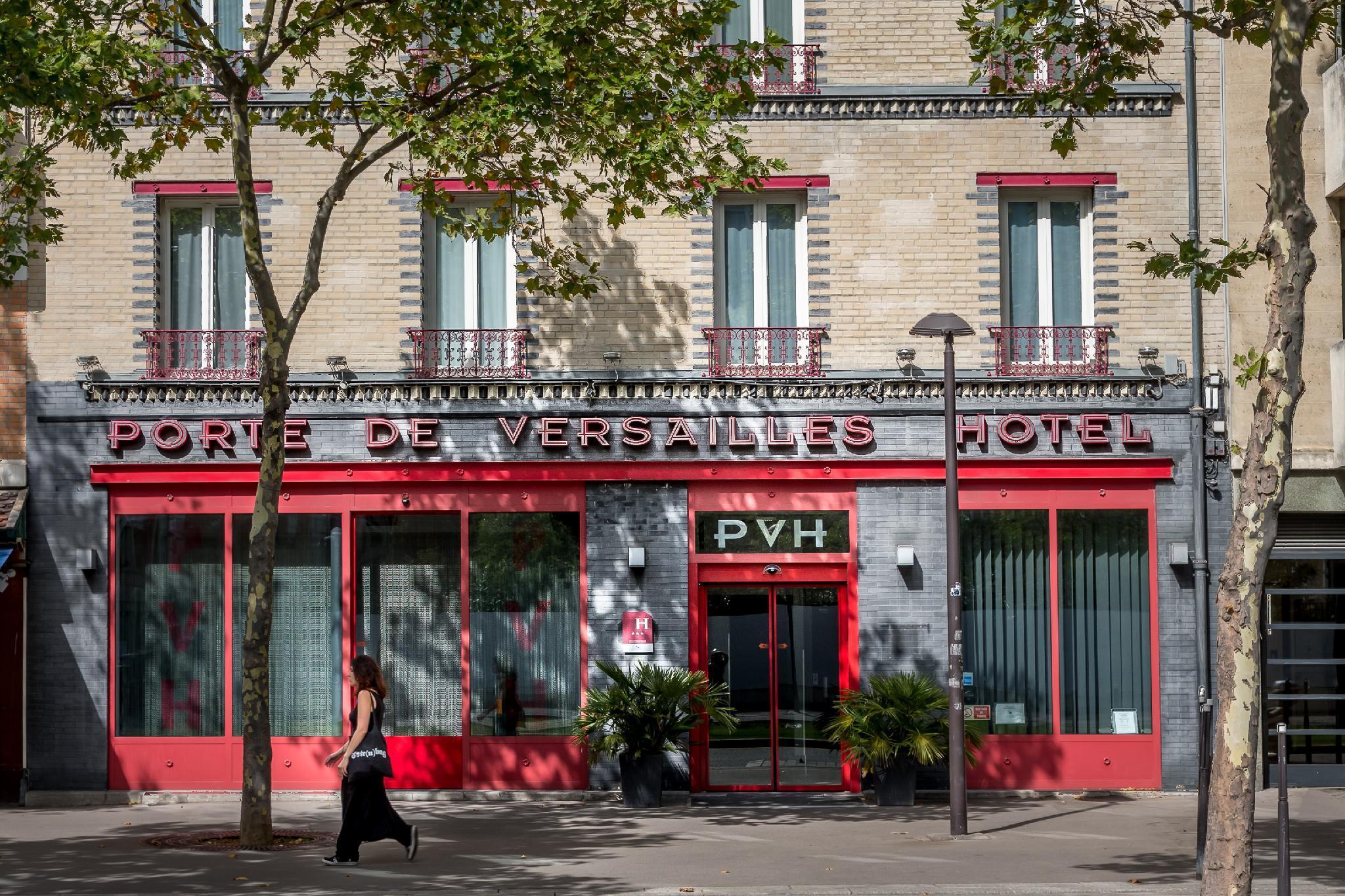 Porte de Versailles Hotel