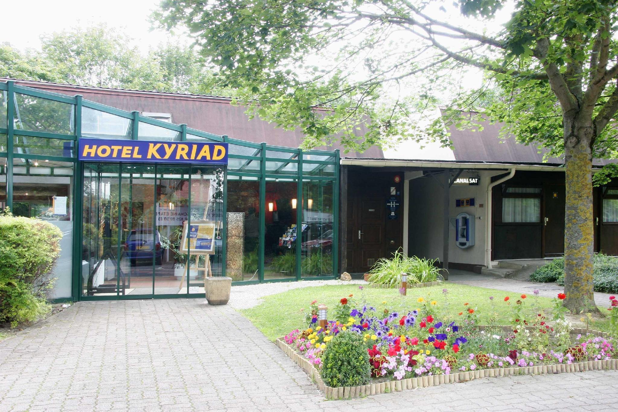 Kyriad Reims Parc Des Expositions