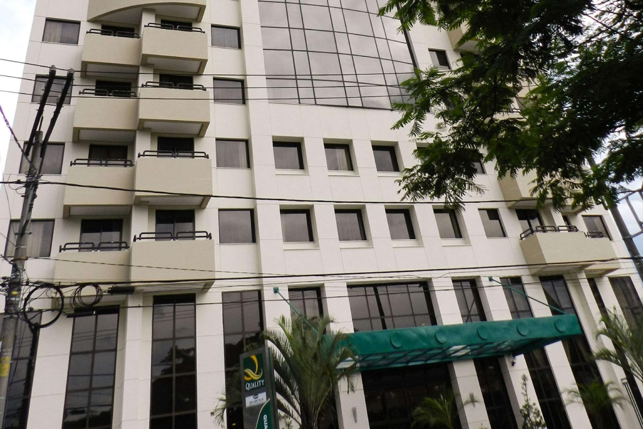 Quality Hotel Faria Lima Sao Paulo