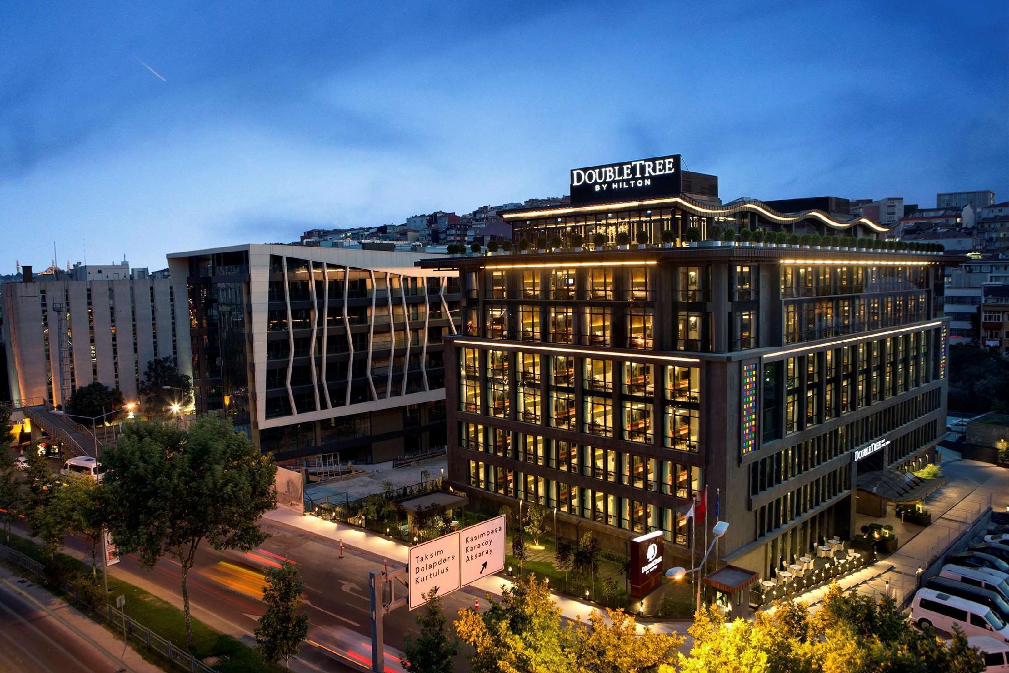 Double Tree By Hilton Hotel Istanbul Piyalepasa